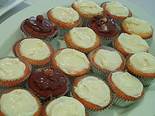 Hurrah craft RSPCA cupcakes