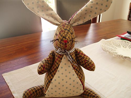 Hurrah craft Potter bunny