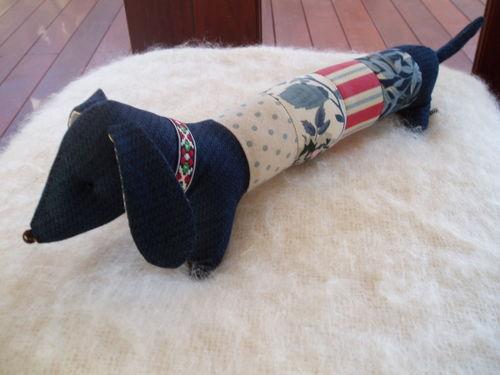 Hurrah Craft Tweedle sausage dog daschund