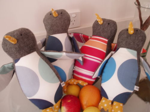 Hurrah craft penguins oxford street market
