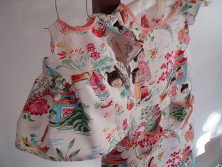 Hurrah craft Amelie dress