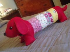 Hurrah_craft_lucy_sausage_dog_3
